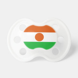 Niger Flag Pacifiers