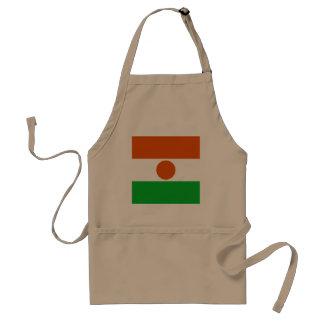 Niger Flag Standard Apron