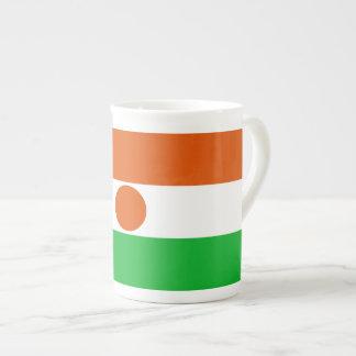 Niger Flag Tea Cup