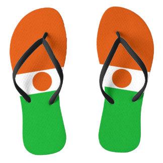 Niger Flag Thongs