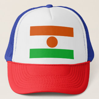Niger Flag Trucker Hat
