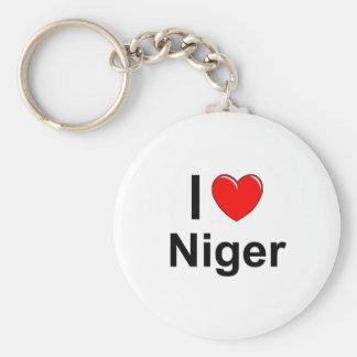 Niger Key Ring