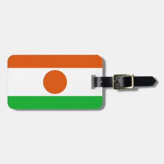 Niger Luggage Tag