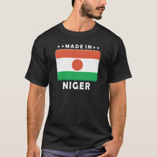 Niger Made T-Shirt