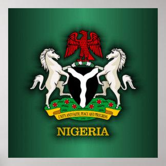 Nigeria COA Poster