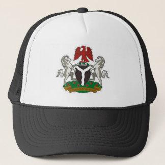 Nigeria Coat of Arms Trucker Hat