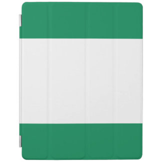 Nigeria Flag iPad Cover