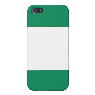 Nigeria Flag iPhone 5 Covers