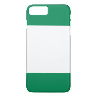 Nigeria Flag iPhone 8 Plus/7 Plus Case
