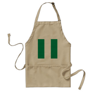 Nigeria Flag Standard Apron