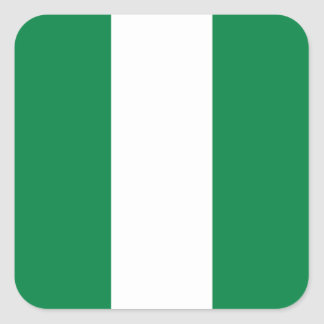 Nigeria Flag Sticker