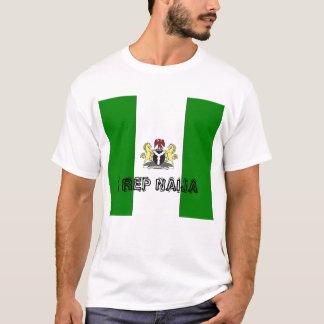 nigeria_Full, I REP NAIJA T-Shirt