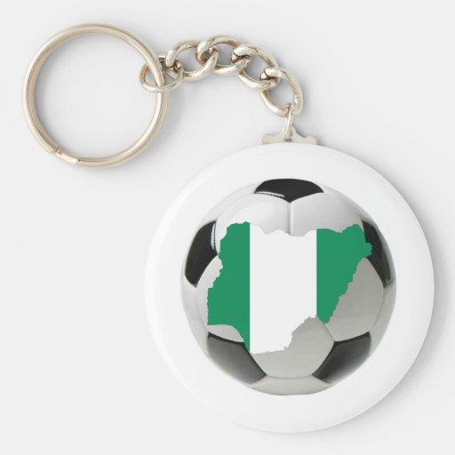 Nigeria national team key chains