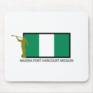 NIGERIA PORT HARCOURT MISSION LDS CTR MOUSE PAD