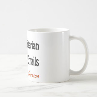 Nigerian Banking Email Humor Basic White Mug
