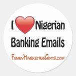 Nigerian Banking Email Humour Sticker