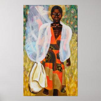 nigerian boy poster