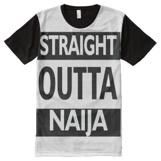 Nigerian designs All-Over print T-Shirt