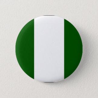 Nigerian flag button