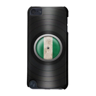 Nigerian Flag Vinyl Record Album Graphic iPod Touch (5th Generation) Covers