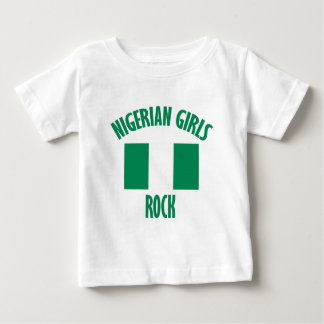 Nigerian girls DESIGNS Baby T-Shirt