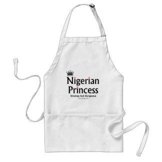 Nigerian princess apron