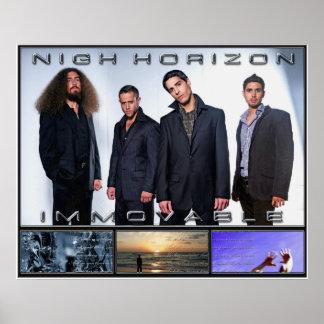 Nigh Horizon | Immovable Commemorative Poster