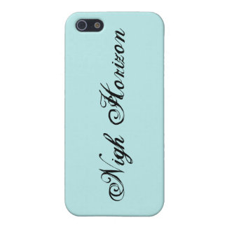Nigh Horizon Selfish Speck® Fitted™ Hard Shell Cas Covers For iPhone 5