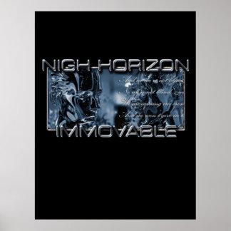 Nigh Horizon 'The Pull' Poster Print