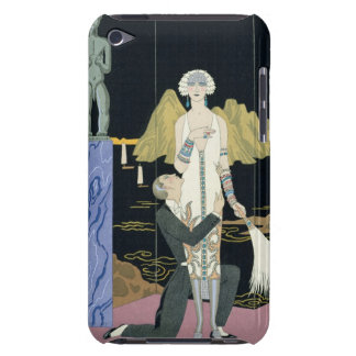 Night, 1925 (pochoir print) barely there iPod cover