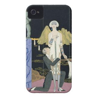Night, 1925 (pochoir print) iPhone 4 Case-Mate case