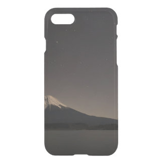 Night at Mt Fuji iPhone 7 Case