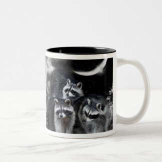 Night Bandits Art Mug