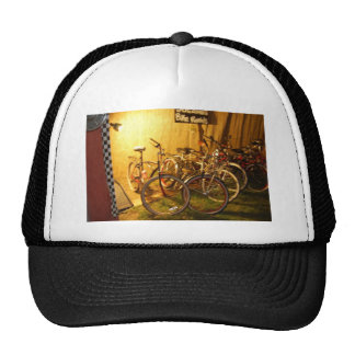night bikes mesh hat