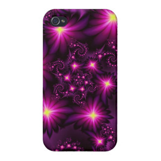 Night bloom iPhone 4/4S covers
