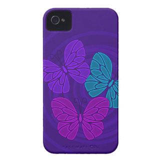 Night  butterflies BlackBerry Bold Case