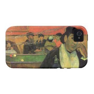 Night Café at Arles by Gauguin iPhone 4/4S Case