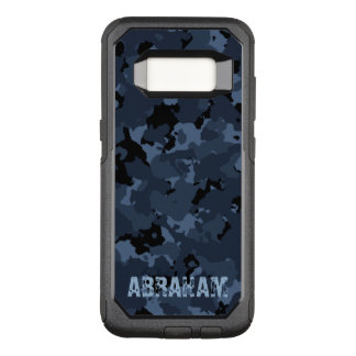 Night Camo Name Template OtterBox Commuter Samsung Galaxy S8 Case