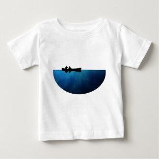 Night Canoe Baby T-Shirt