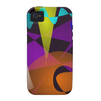 Night Carnival Vibe iPhone 4 Covers