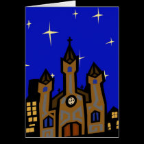 Night Cathedral cards