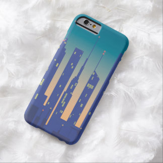 Night City Barely There iPhone 6 Case