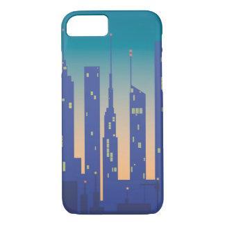 Night City iPhone 7 Case