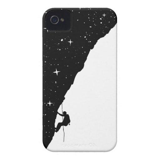 night climbing iPhone 4 cover