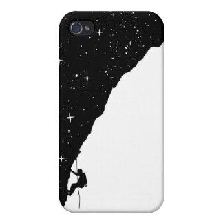 Night climbing iPhone 4 case