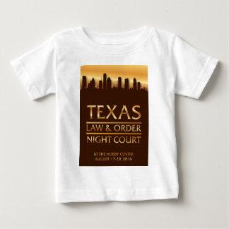 Night Court Houston 2016 Baby T-Shirt