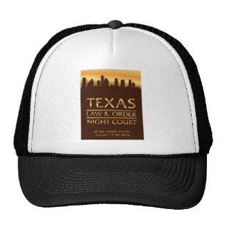Night Court Houston 2016 Cap