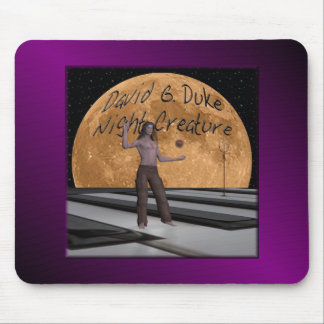 Night Creature Front Cover Mouse Pad