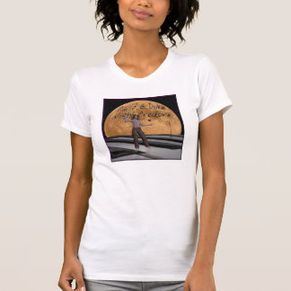 Night Creature Front Cover Tee Shirts