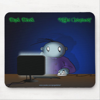 Night Creature Mouse Pad